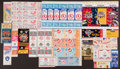 Baseball Collectibles:Tickets, 1960-2000 All-Star Game, World Series and Misc. Postseason MLB Full Tickets and Stubs Lot of 30....