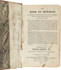 Books:Religion & Theology, [Joseph Smith, Translator]. The Book of Mormon: AnAccount Written by the Hand of Mormon Upon Plates Taken fromth...