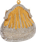 Luxury Accessories:Bags, Judith Leiber Early Design Chatelaine Minaudiere Evening Bag. ...