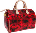 Luxury Accessories:Bags, Louis Vuitton Yayoi Kusama Monogram Canvas Dots Infinity Speedy 30Bag. ...