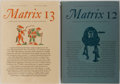 Books:Books about Books, [Books About Books]. Group of Two Issues of Matrix. Nos. 12 and 13. Whittington Press, 1993. First edition, firs... (Total: 2 Items)