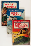 Magazines:Miscellaneous, Popular Mechanics Magazine Group (Popular Mechanics Company,1940-56) Condition: Average VG/FN.... (Total: 20 Items)