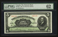 Canadian Currency: , Montreal, PQ- The Molsons Bank $5 Jul. 3, 1922 Ch. # 490-40-02 ....