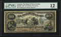 Canadian Currency: , Halifax, NS- The Bank of Nova Scotia $10 Jan. 2, 1903 Ch. # 550-18-08 . ...