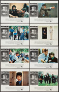 "Movie Posters:Thriller, Witness (Paramount, 1985). British Lobby Card Set of 8 (11"" X 14""). Thriller.. ... (Total: 8 Items)"