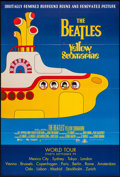 "Movie Posters:Animation, Yellow Submarine (UA/MGM, R-1999). One Sheet (27"" X 40"") DS. Animation.. ..."