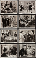 """Movie Posters:Comedy, Big Hearted Herbert (Warner Brothers, 1934). Photos (8) (8"""" X 10"""").Comedy.. ... (Total: 8 Items)"""