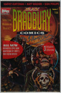 Books:Science Fiction & Fantasy, Ray Bradbury. SIGNED. Ray Bradbury Comics. Issue 2. Topps, [n. d.]. Sealed in publisher's plastic and signed b...