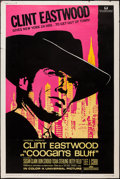 """Movie Posters:Crime, Coogan's Bluff (Universal, 1968). Poster (40"""" X 60""""). Crime.. ..."""