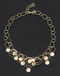 Estate Jewelry:Necklaces, Terrific Gold Necklace. ...