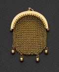 Estate Jewelry:Other , 14k Gold Coin Purse. ...