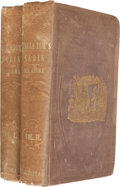 Books:Literature Pre-1900, Harriet Beecher Stowe. Uncle Tom's Cabin; or, Life Among theLowly. Boston: John P. Jewett & Company, 1852. First ed...(Total: 2 Items)
