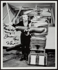 """Lost in Space (CBS). Autographed Reprint Photo (8"""" X 10""""). Science Fiction"""