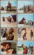 "Movie Posters:War, The Charge of the Light Brigade (United Artists, 1968). Mini LobbyCard Set of 8 (8"" X 10""). War.. ... (Total: 8 Items)"