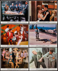 """Movie Posters:Action, Murderers' Row (Columbia, 1966). Mini Lobby Card Set of 12 (8"""" X10""""). Action.. ... (Total: 12 Items)"""