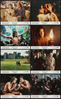 Movie Posters:Adventure, Greystoke: The Legend of Tarzan, Lord of the Apes & Others Lot(Warner Brothers, 1983). Mini Lobby Card Sets of 8 (4) &Mini... (Total: 42 Items)