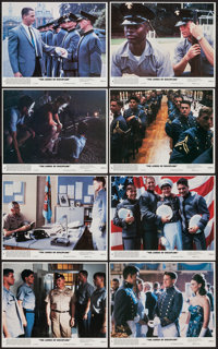 """The Lords of Discipline and Others Lot (Paramount, 1983). Mini Lobby Card Sets of 8 (4) (8"""" X 10""""). Thriller..."""