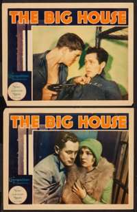"The Big House (MGM, 1930). Lobby Cards (2) (11"" X 14""). Drama. ... (Total: 2 Items)"
