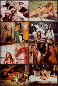 "Movie Posters:Sexploitation, Beyond the Valley of the Dolls (20th Century Fox, 1970). Mini LobbyCard Set of 8 (7.5"" X 10"") & Lobby Cards (3) (10.5"" X 14...(Total: 8 Items)"