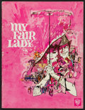 """Movie Posters:Musical, My Fair Lady (Warner Brothers, 1964). Program (Multiple Pages, 8.5"""" X 11""""). Musical.. ..."""