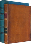Books:Literature Pre-1900, Mark Twain. Adventures of Huckleberry Finn (Tom Sawyer¹sComrade). With one hundred and seventy-four illustrations. ...