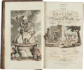 Books:Color-Plate Books, [Thomas Rowlandson, illustrator]. [William Combe]. The English Dance of Death... London: R. Ackermann, 1815-1816. Fi... (Total: 2 Items)