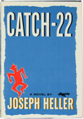 Books:Literature 1900-up, Joseph Heller. Catch-22. New York: Simon and Schuster, 1961.First edition, first printing. Signed and inscribed b...