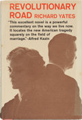 Books:Literature 1900-up, Richard Yates. Revolutionary Road. Boston: Little, Brown,[1961]. First edition, first printing. Signed and dated ...