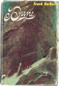 Books:Science Fiction & Fantasy, Frank Herbert. Dune. Philadelphia / New York: Chilton Books, 1965. First edition, first printing. Signed by He...