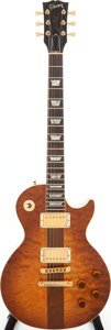 Musical Instruments:Electric Guitars, 1983 Gibson Les Paul Spotlight Honeyburst Solid Body ElectricGuitar, Serial # 83044....
