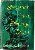 Books:Science Fiction & Fantasy, Robert A. Heinlein. Stranger in a Strange Land. New York:1961. First edition....