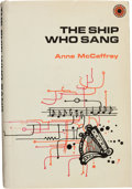 Books:Science Fiction & Fantasy, Anne McCaffrey. The Ship Who Sang. New York: [1969]. Firstedition. Inscribed....