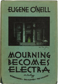 Books:Literature 1900-up, Eugene O'Neill. Mourning Becomes Electra. New York: 1931.First edition. Signed by the cast of the first productio...