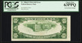 Error Notes:Inverted Reverses, Fr. 2006-B $10 1934A Inverted Reverse Federal Reserve Note. PCGSChoice New 63PPQ.. ...