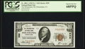 National Bank Notes:Pennsylvania, Philadelphia, PA - $10 1929 Ty. 1 The Philadelphia NB Ch. # 539....