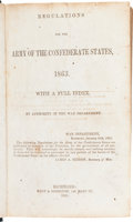 Miscellaneous:Ephemera, Regulations for the Army of the Confederate States....