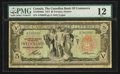 Canadian Currency: , Toronto, ON- The Canadian Bank of Commerce $5 Jan. 2, 1917 Ch. #75-16-04-06a . ...