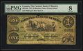 Canadian Currency: , Rustico, PEI- The Farmers Bank of Rustico $1 Jan. 2, 1872 Ch. #290-12-02. ...