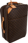 Luxury Accessories:Travel/Trunks, Louis Vuitton Classic Monogram Canvas Pegase 55 Suitcase. ...