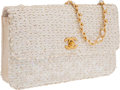 Luxury Accessories:Bags, Chanel Special Sequin Single Flap Evening Bag with Gold Hardware....