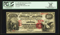 National Bank Notes:Maine, Rockland, ME - $10 1875 Fr. 418 The North NB Ch. # 2371. ...