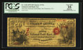 San Francisco, CA - $50 Original National Gold Bank Note Fr. 1160 The First National Gold Bank Ch. # 1741<
