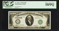 Small Size:Federal Reserve Notes, Fr. 2220-A $5000 1928 Federal Reserve Note. PCGS Choice About New58PPQ.. ...