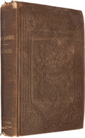 Books:Literature Pre-1900, Herman Melville. White-Jacket; or the World in a Man-of-War.NY: 1850. First edition, second printing.. ...