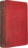 Books:Literature Pre-1900, Herman Melville. The Confidence-Man: New York: 1857. Firstedition. In the rare original red cloth.. ...