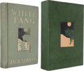 Books:Literature 1900-up, Jack London. White Fang. New York: Macmillan, 1906. Firstedition. Slipcase....