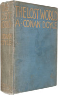 Books:Science Fiction & Fantasy, Arthur Conan Doyle. The Lost World. London: [n.d., 1912]. First edition, large paper copy, first issue.. ...