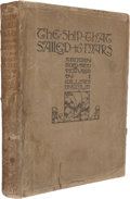 Books:Children's Books, William M. Timlin. The Ship That Sailed to Mars. AFantasy. London: 1923. First edition.. ...