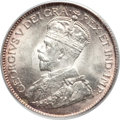 Canada, Canada: George V 25 Cents 1913,...