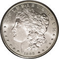1889-CC $1 MS63 PCGS. Judging by the mintage, the 1889-CC would not appear to be the rarest Carson City Morgan dollar. A...